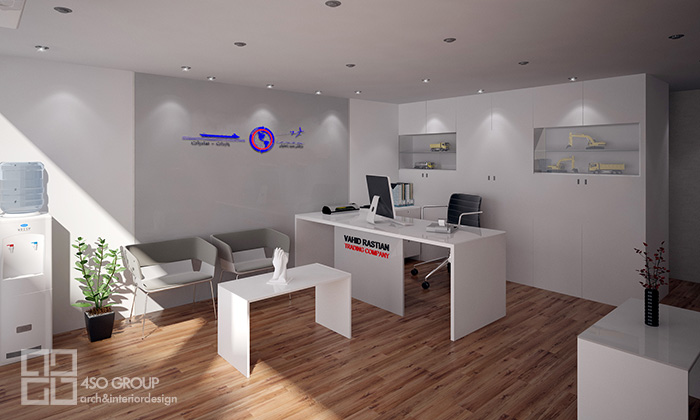Design-of-commercial-office-Bushehr-11